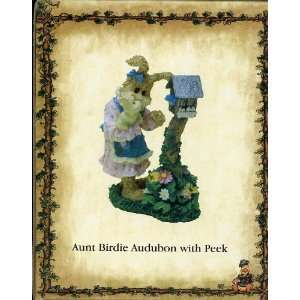 Boyds Bears & Friends   Critters & Co.   Aunt Birdie