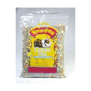 Sun Seed Sun Fun Party Guinea Pig Food 3.5 lb bag Pet