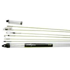 Jameson Fiberglass Glow Fish Rods, 30 Deluxe Kit with