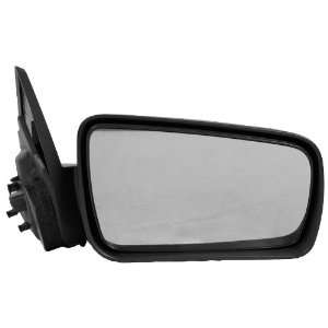 OE Replacement Ford Mustang Passenger Side Mirror Outside