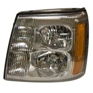 CADILLAC ESCALADE HEADLIGHT ASSEMBLY HID, DRIVER SIDE   DOT Certified