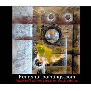 Abstract Art Canvas Painting Modern Abstract Art Oil