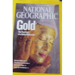 National Geographic January 2009 Gold