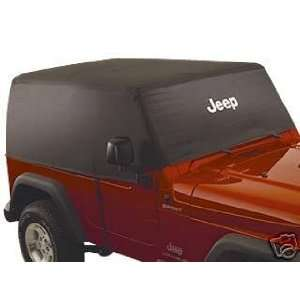 Jeep Wrangler 05,06 Unlimited LJ Roof Cover, OEM Mopar