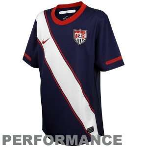NIKE US BOYS SHORT SLEEVE AWAY JERSEY (BOYS)  Sports
