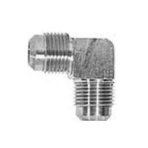 S.A.E. 45º Brass Flare Tube Fitting 222 90º Union Elbow