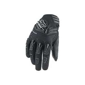Fox Racing Polarpaw Gloves   2011   2X Large/Black