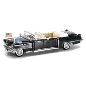 1956 Cadillac Presidential Limo diecast model car 124