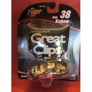 2005 Kasey Kahne #38 Great Clips Dodge Charger 1/64 Scale