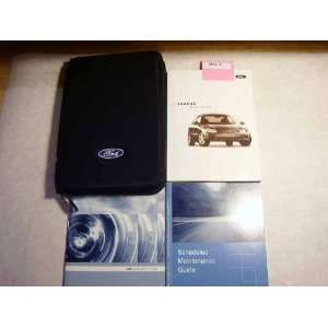 2006 Ford Taurus Owners Manual Ford Books