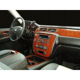 CHEVROLET TAHOE 2010 2011 2012 LS LT LTZ INTERIOR WOOD DASH TRIM KIT