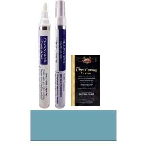 Oz. Minerva Blue Metallic Paint Pen Kit for 1980 Porsche 928 911