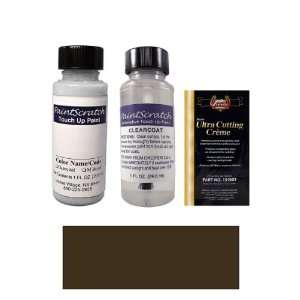 Oz. Mocca Black Metallic Paint Bottle Kit for 2004 Mercedes Benz C