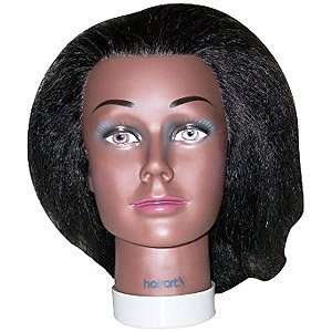HAIRART Deluxe Mannequin Female Yak Hair (Model 43 010)
