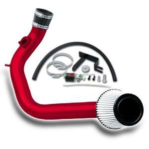 02 04 Toyota Matrix XRS Cold Air Intake with Filter   Red