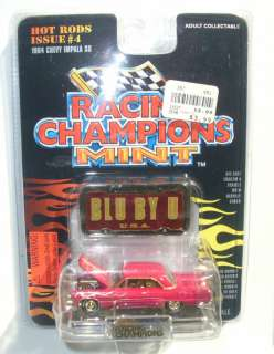 RACING CHAMPIONS MINT 1964 CHEVY IMPALA SS   MIP