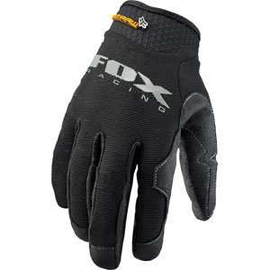 Fox Racing Pitpaw Gloves Black Automotive