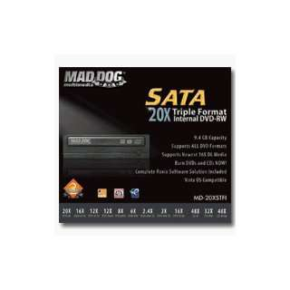 Mad Dog Multimedia MD20XSTFI Internal DVD Drive