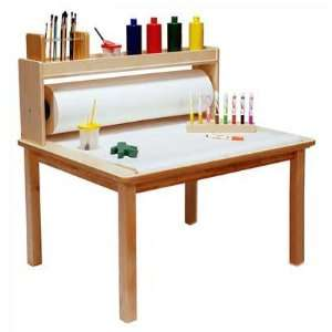 Steffy Wood Art and Craft Sensory and Activity Table