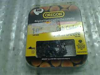 OREGON CUB CADET JOHN DEERE POLE SAWS 10 SAW CHAIN R40 TADD