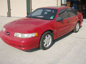 93 95 FORD TAURUS SHO PARTS