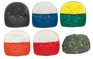 T295 Tractor Pan Seat Cover Pick Your Color fits John Deere Massey