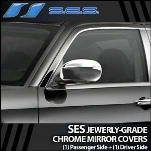 2004 2010 Chrysler 300/300c SES Chrome Mirror Covers (for