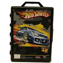 Hot Wheels 48 Car Carry Case   Tara Toys