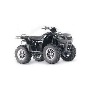 ITP Mud Lite XTR SS108 Black Alloy 27in.x14in. Left Rear