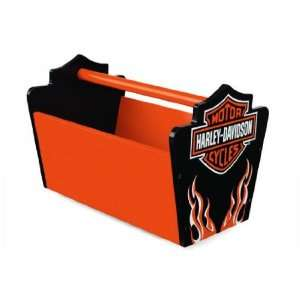 Harley Davidson Flames Toy Caddy   KidKraft Furniture   10131