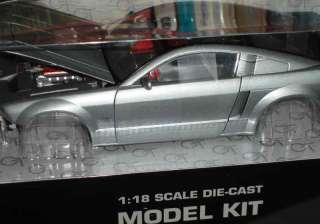 BEANSTALK 2005 FORD MUSTANG CPE CONCEPT MODEL KIT 1/18