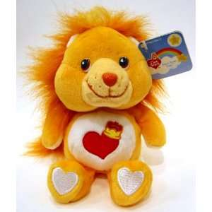 Edition Care Bears Brave Heart Lion 8 Beanie Toys & Games