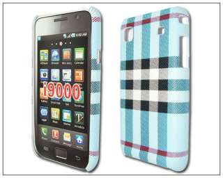Design Hard Leather Case Cover Samsung i9000 Galaxy S