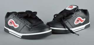 ADIO Cky Black w/ White Skate Shoes Mens Sz 6 NEW