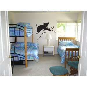 BEAR Wall MURAL Vinyl Decal Sticker KIDS ROOM 003