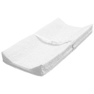 LA Baby Countour Changing Pad 30, White
