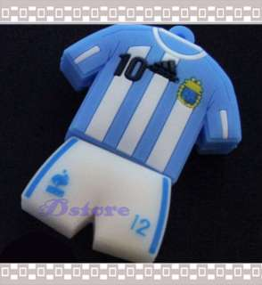 NEW 4GB MESSI USB 2.0 FLASH MEMORY STICK PEN DRIVE