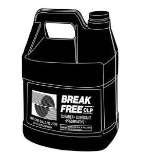 New Break Free 1 Gallon Cleaner Lubricant Preservative Liquid Bulk