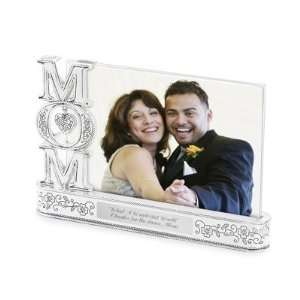 Personalized Expressions Mom Float Picture Frame Gift