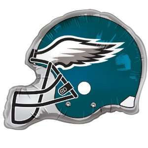 Balloon Corporation Philadelphia Eagles Helmet Jumbo Foil Balloon