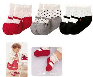pairs new infant baby girl mary jane socks 0 24 mos