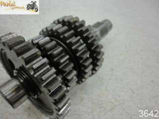 99 Yamaha Warrior YFM350 350 TRANSMISSION GEARS
