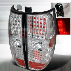 Chevrolet Tahoe Suburban 2007 2008 2009 2010 2011 LED Tail