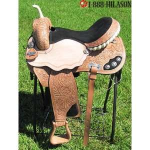 Flex Tree Barrel Racing Trail Western Horse Saddle Sports