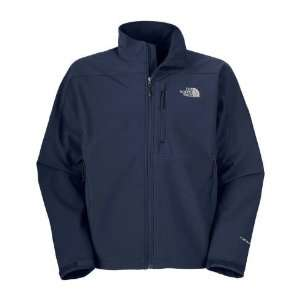 Face Apex Bionic Soft Shell Jacket   Mens Deep Water Blue Extra Large