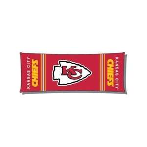 Kansas City Chiefs NFL Body Pillow   19 x 54