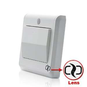 New HD Spy motion camea Light Switch with GSM Remote