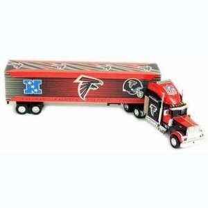 2004 Upper Deck NFL Tractor Trailers   Falcons