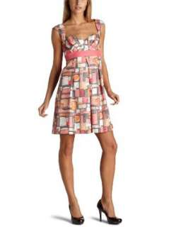 Jessica Simpson Womens Shantung Dress Clothing