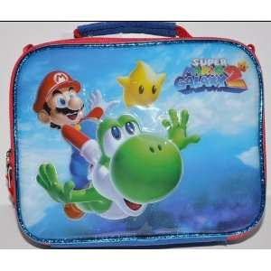 Nintendo Super Mario Bros. Insulated Lunchbox  Toys & Games